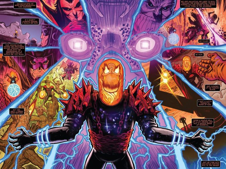 'Cosmic Ghost Rider: Baby Thanos Must Die' is a double-edged sword of utter ridiculousness