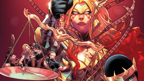 Marvel Preview: Asgardians of the Galaxy #6