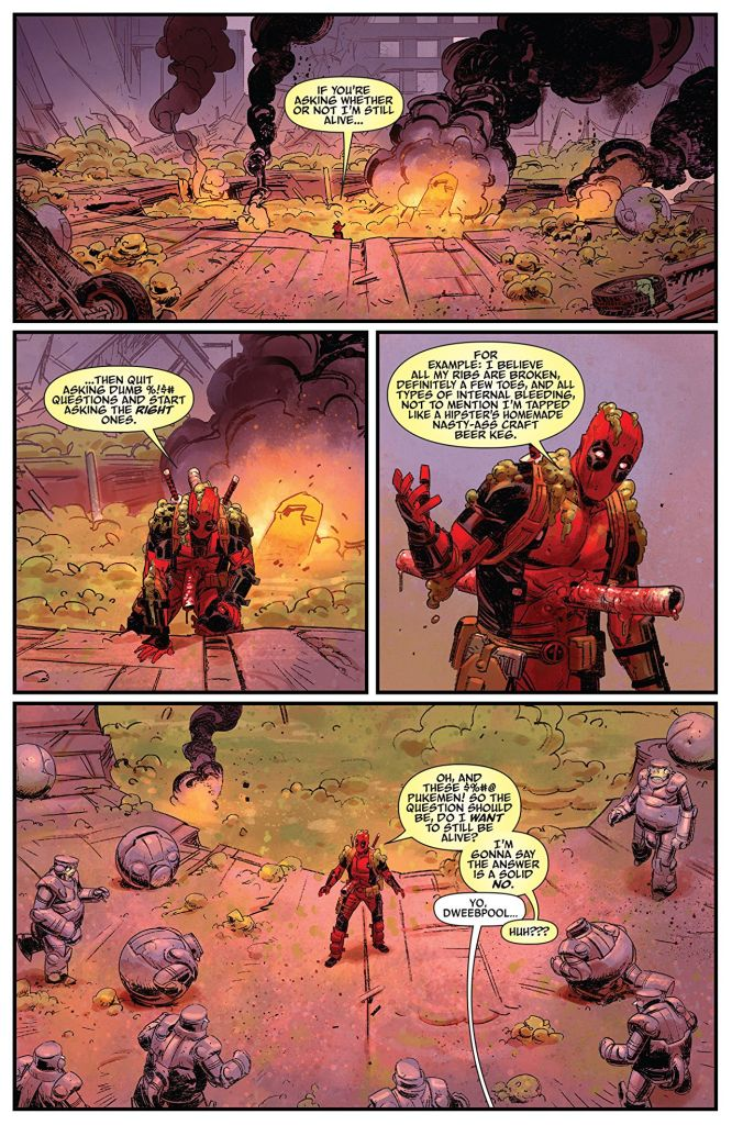 'Deadpool by Skottie Young Vol. 1: Mercin' Hard for the Money' Review