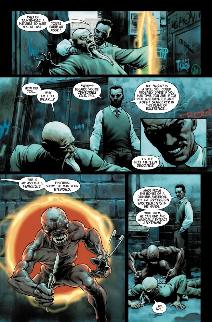 Marvel Preview: Doctor Strange #10