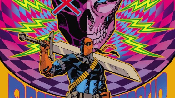EXCLUSIVE DC Preview: Deathstroke #40