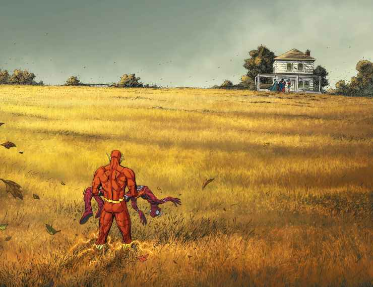 The Flash Annual #2 Review