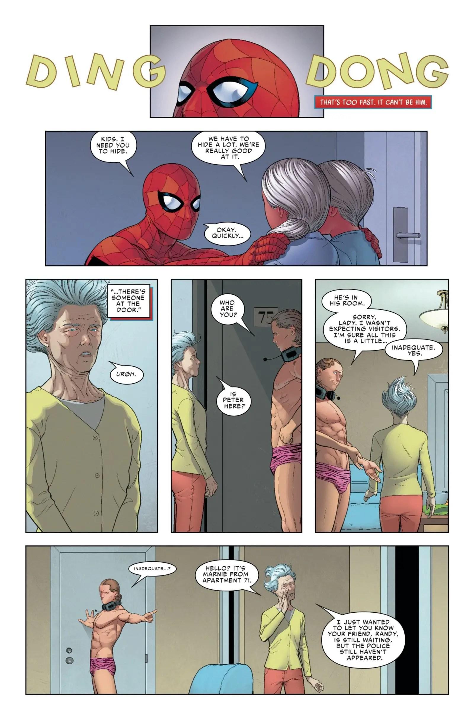 Friendly Neighborhood Spider-Man Vol. 1 Review