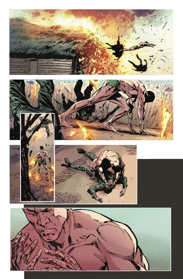 Invaders #1 review: A bold beginning