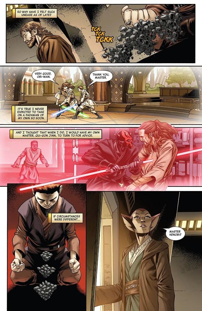 Star Wars: Age of the Republic: Obi-Wan Kenobi #1 review: Heartfelt, but ultimately forgetful