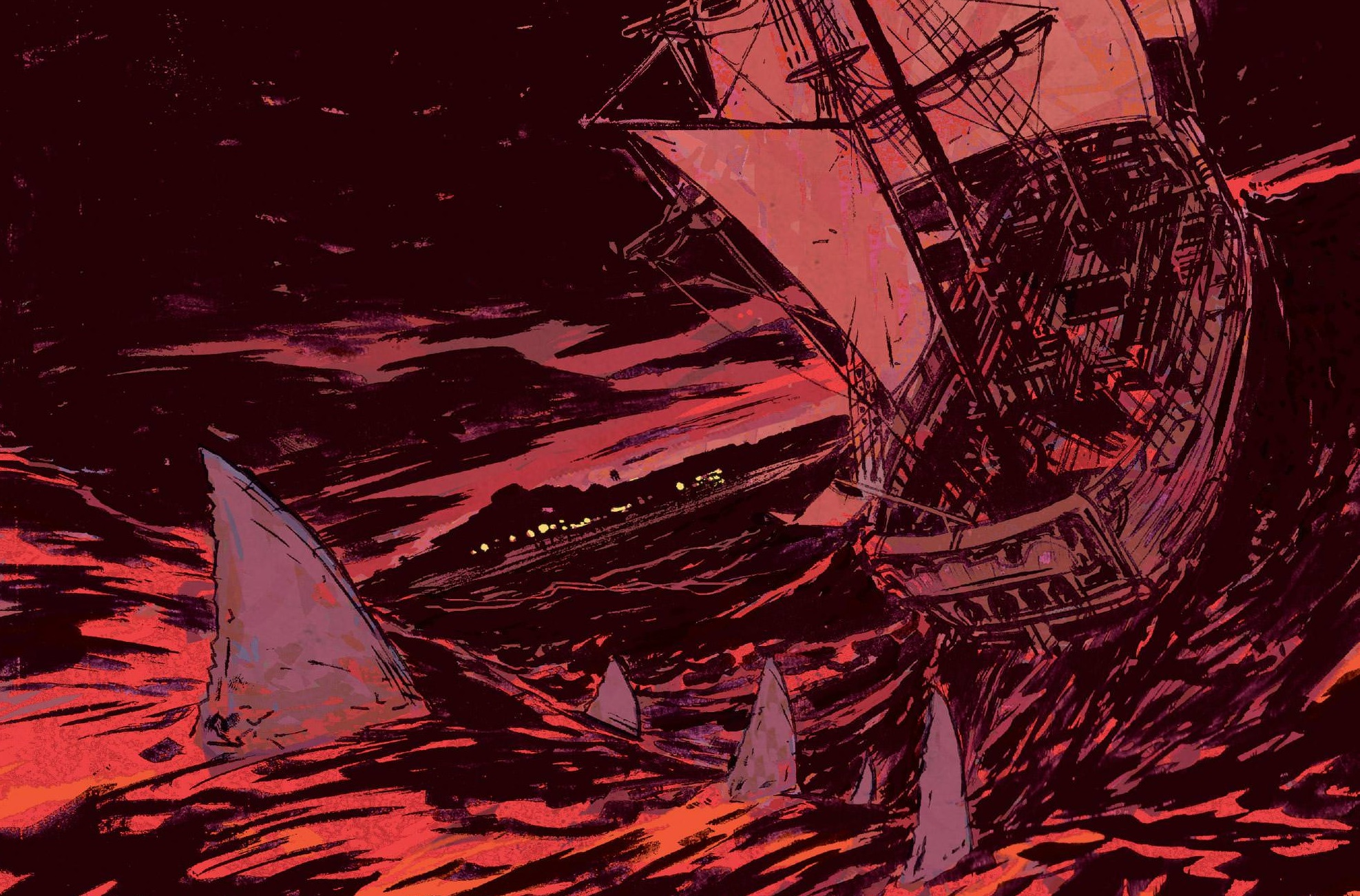 Shanghai Red TPB Review: Bloody beautiful