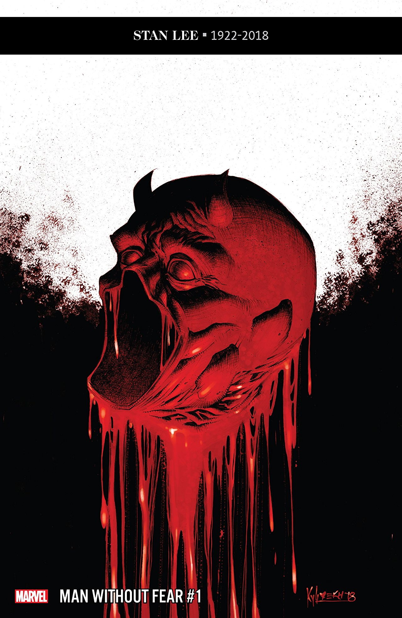 Man Without Fear #1 Review: Lacking more than fear