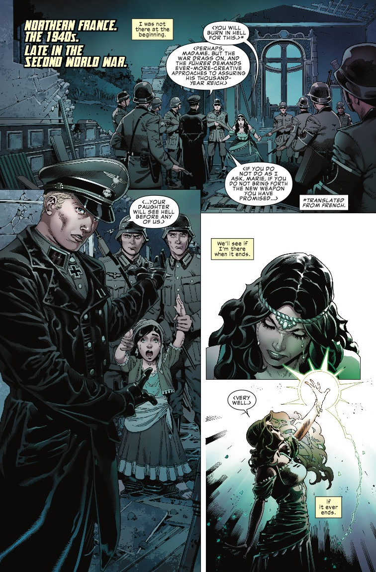Marvel Comics Presents #1 Review