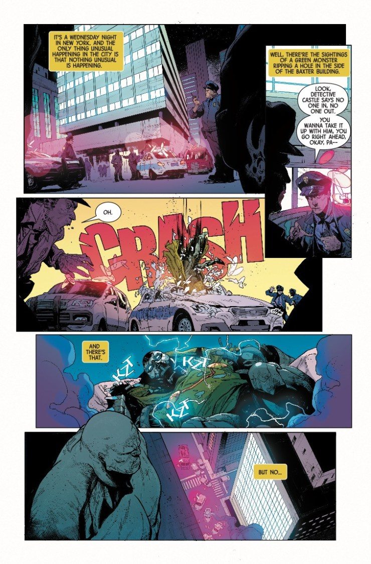 Marvel Preview: Marvel Knights: 20th Anniversary #6