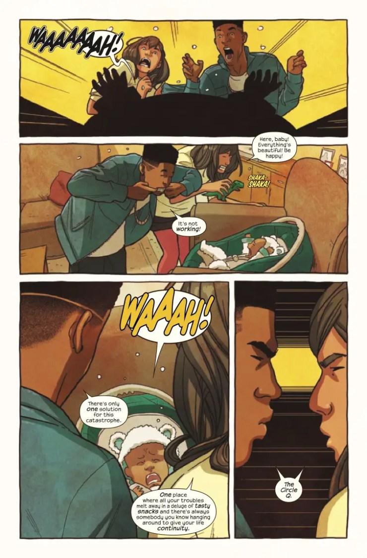 Marvel Preview: Ms. Marvel #37