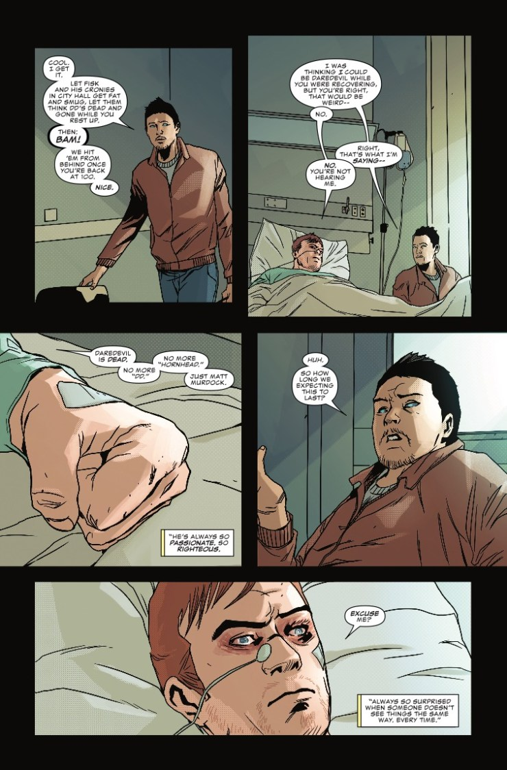 Marvel Preview: Man Without Fear #2