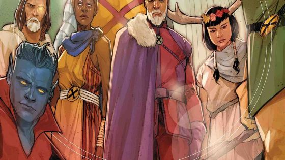 Marvel Preview: Age of X-Man: Alpha #1