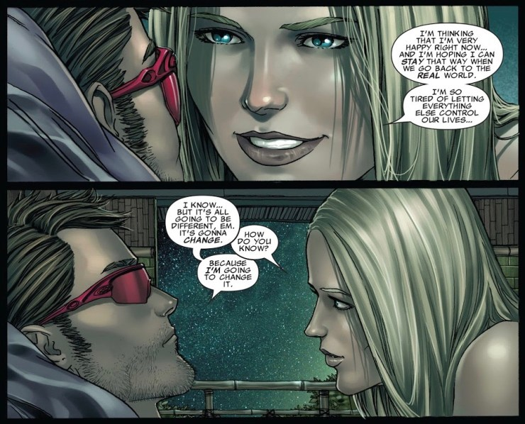 Cyclops 'Smooches' - Ranking the loves and likes of Scott Summers