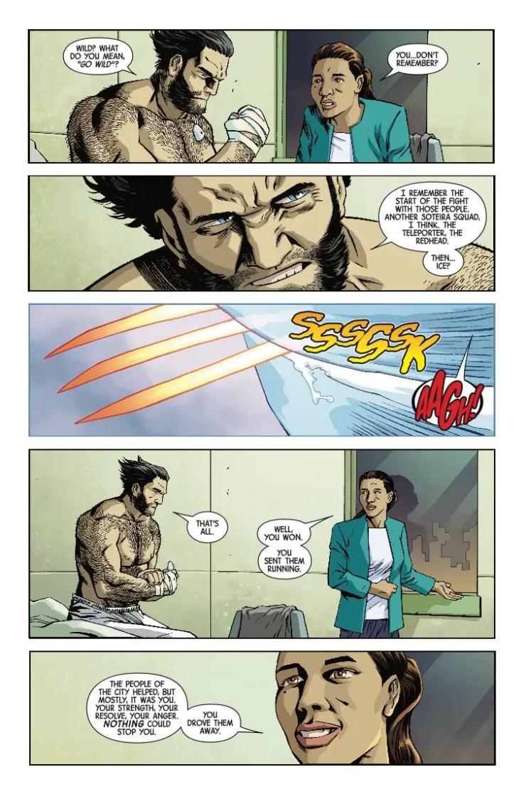 Marvel Preview: Return Of Wolverine #4
