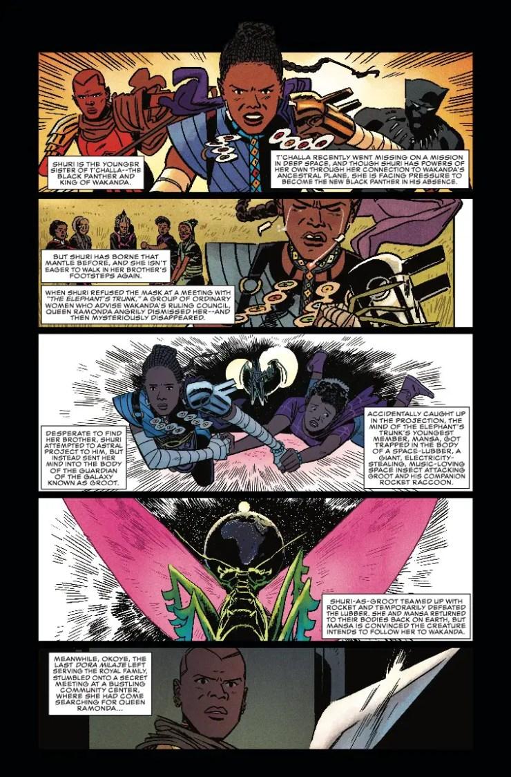 Marvel Preview: Shuri #4