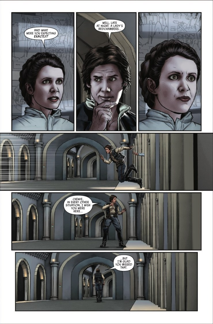 Star Wars Vol. 10: The Escape Review