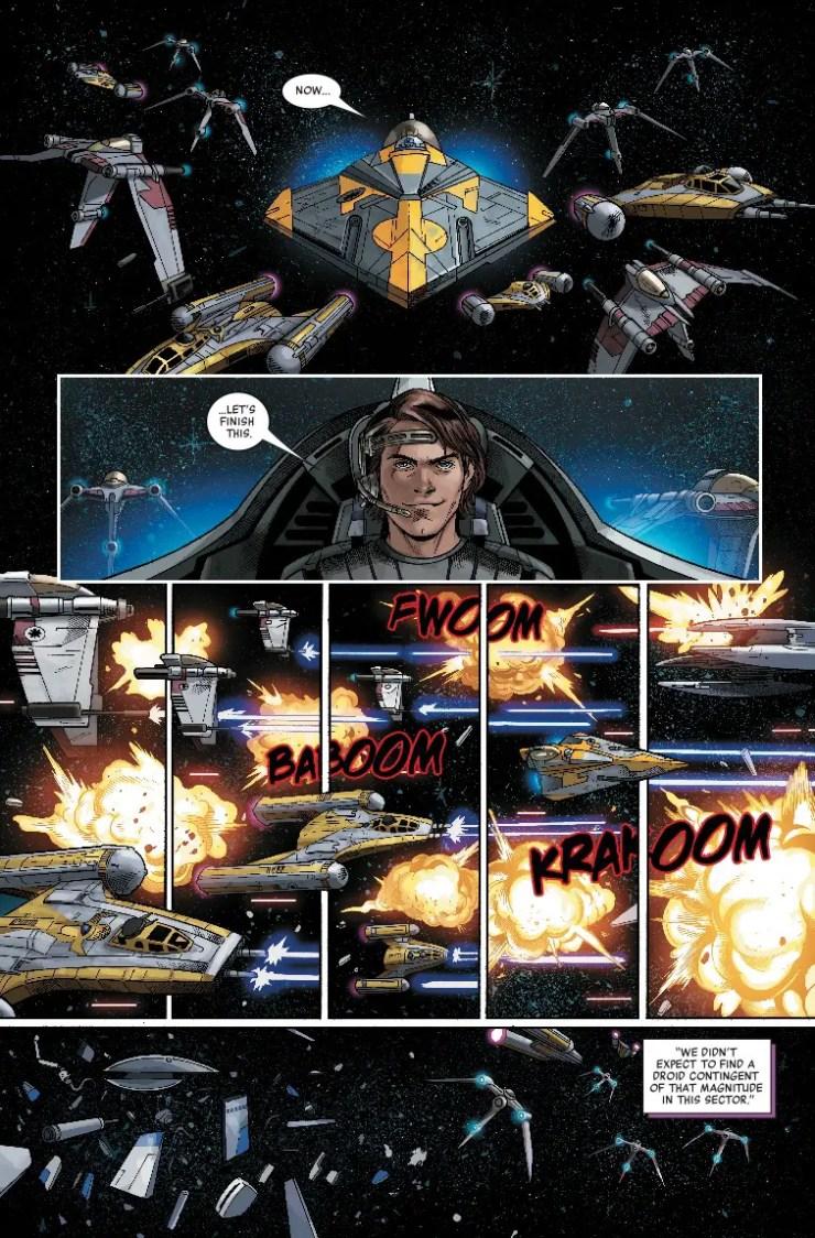 Marvel Preview: Star Wars: Age of Republic - Anakin Skywalker #1