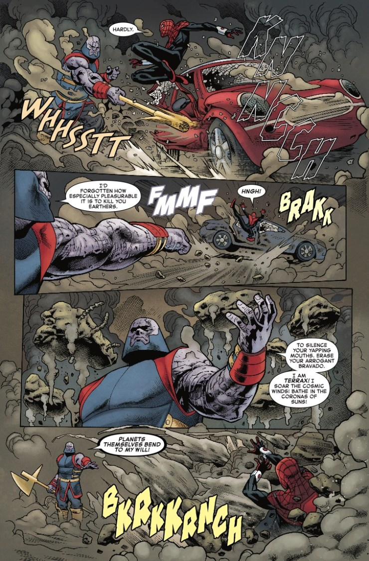 Marvel Preview: The Superior Spider-Man #2