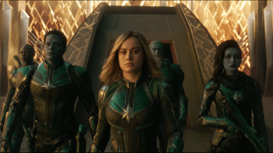 Marvel releases third 'Captain Marvel' trailer: A lesson in Skrulls, new Nick Fury scenes and more