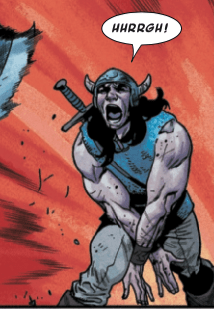 Conan the Barbarian #2 Review