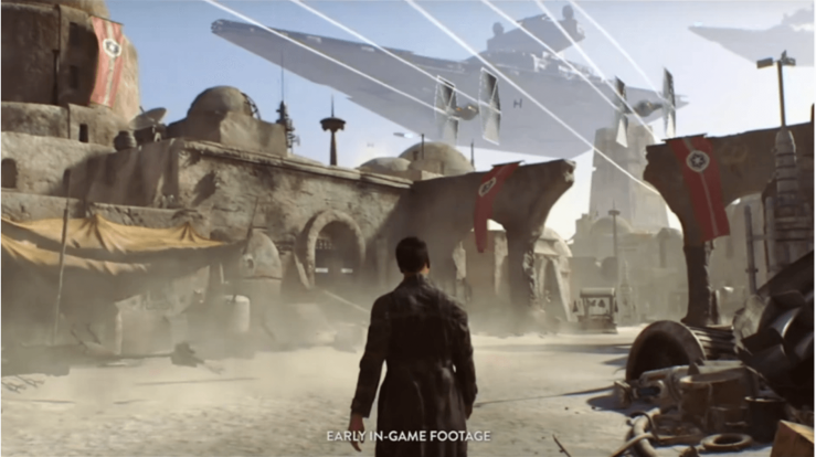 Open world Star Wars game from EA Vancouver reportedly cancelled
