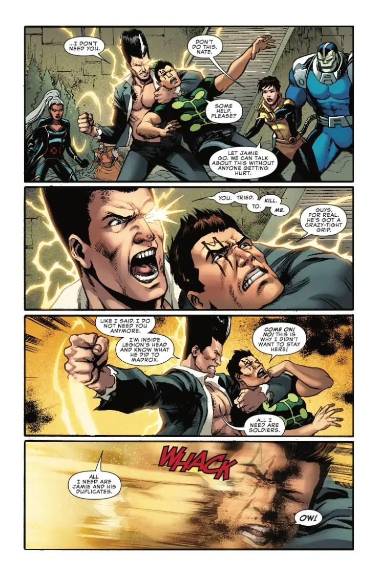 Marvel Preview: Uncanny X-Men #9