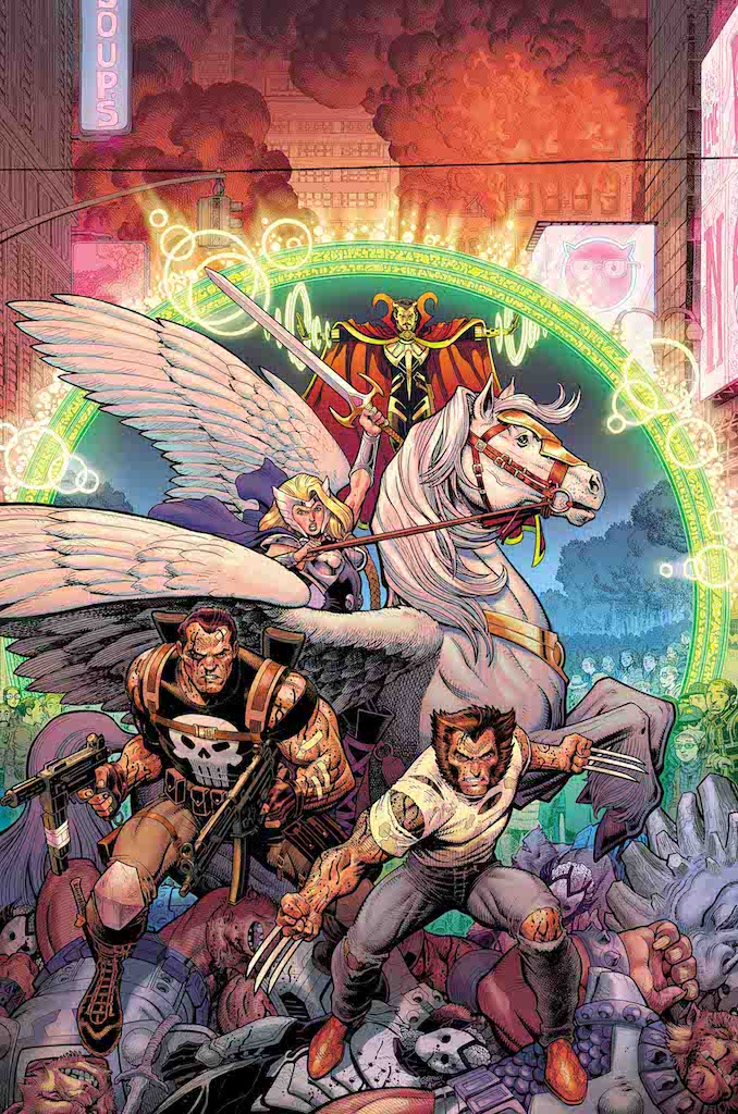 5 big takeaways from Marvel Comics' April 2019 solicitations