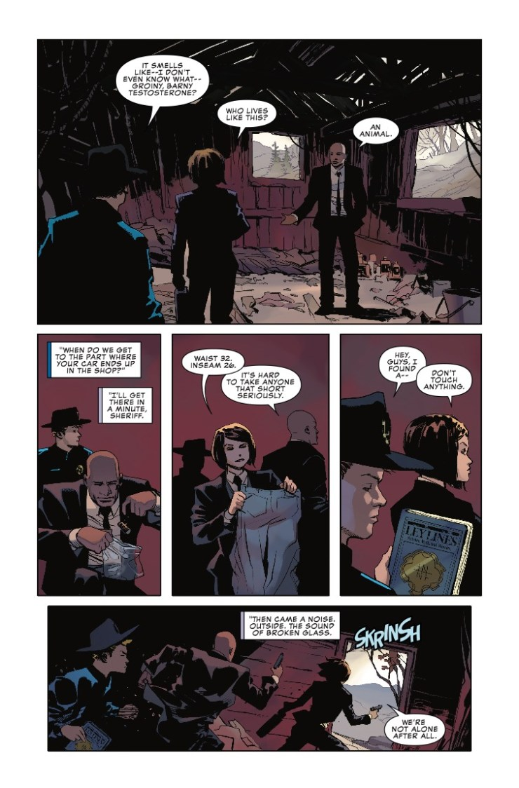 Marvel Preview: Wolverine: The Long Night #2
