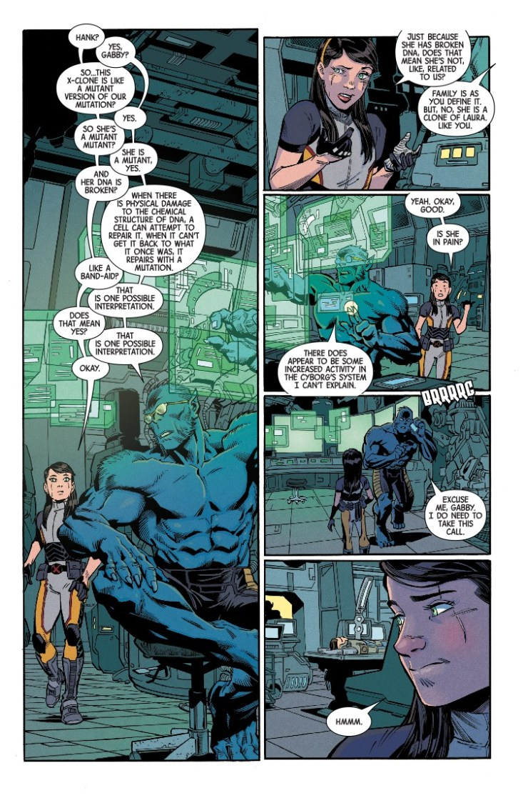 Marvel Preview: X-23 #9