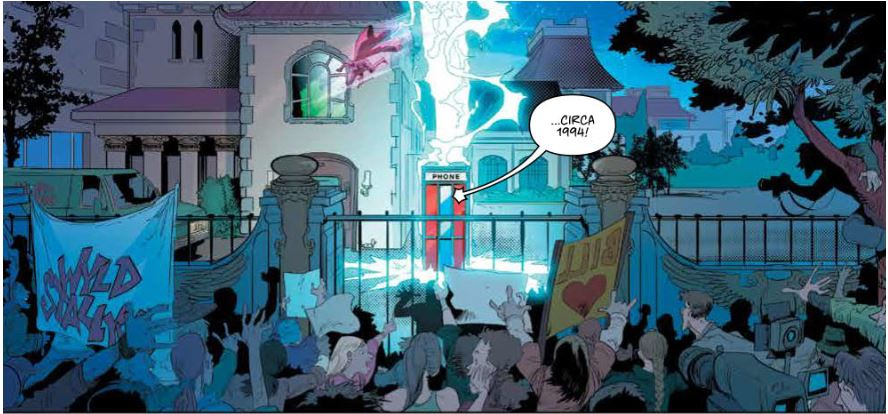 'Bill & Ted Save The Universe' TPB review: Wyld Stallyns RULE!