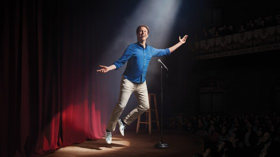 "Pete Holmes on finding a groove in season 3 of HBO's ""Crashing"""