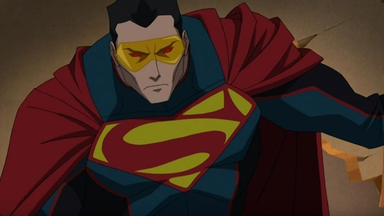 Reign of the Supermen (Movie) Review: Great storytelling and action