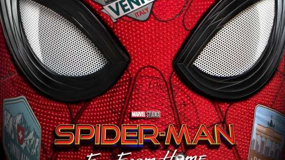 First Look: 'Spider-Man: Far From Home' trailer, poster, and image