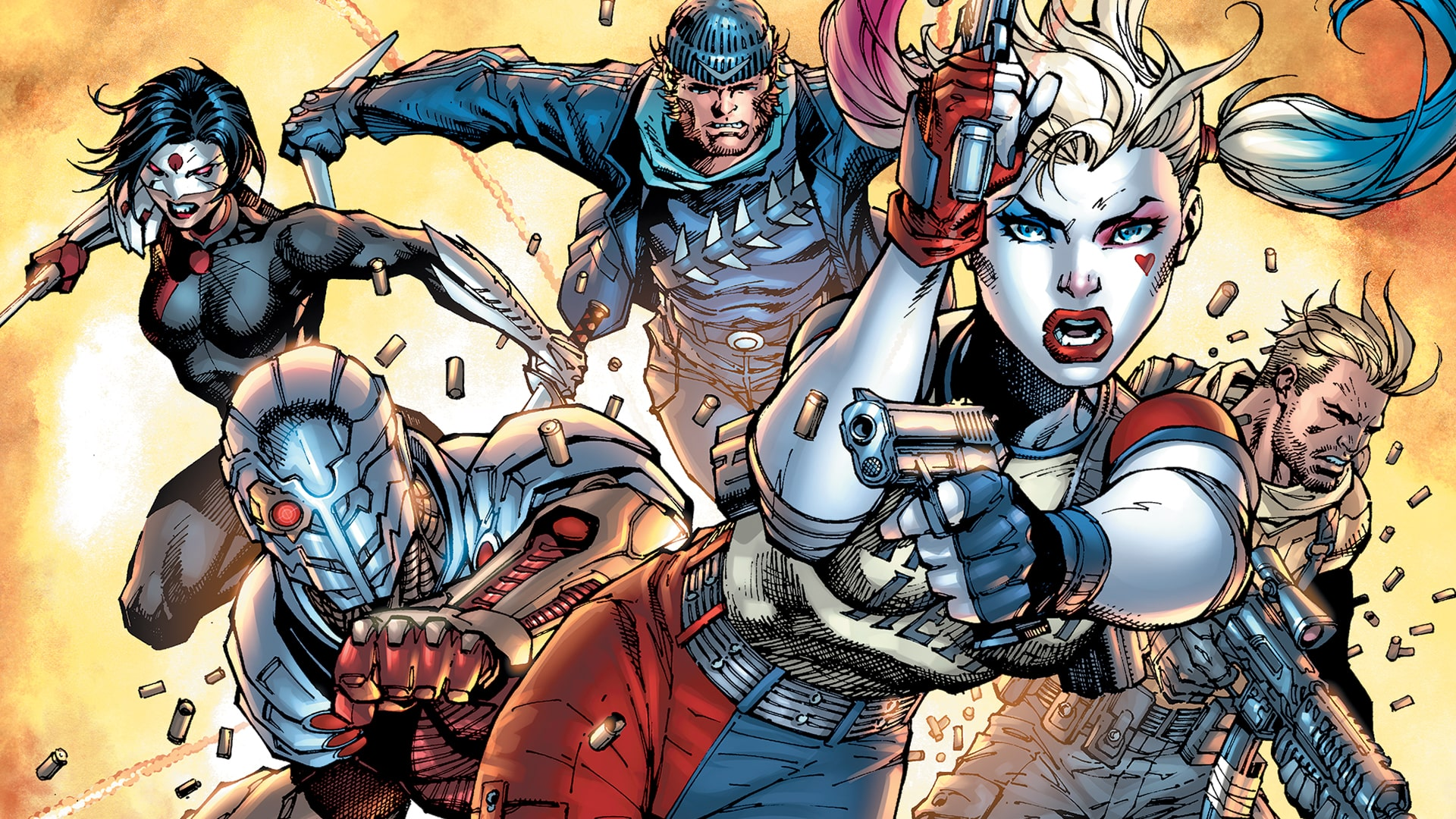 Suicide Squad #50 Review