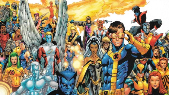 Adventures in Pod Taste! podcast episode 63: X-Men Fandom