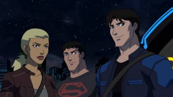Young Justice: Outsiders - Episodes 1-3 Review