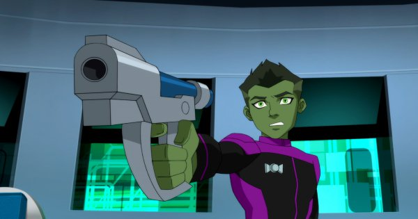 Young Justice: Outsiders - Episodes 10-13 Review