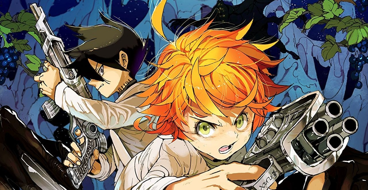 The Promised Neverland Vol. 8 Review
