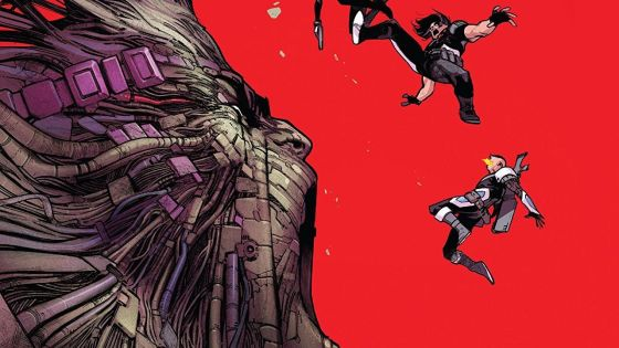 Dave and Eric share their favorite covers from this week's new comics.