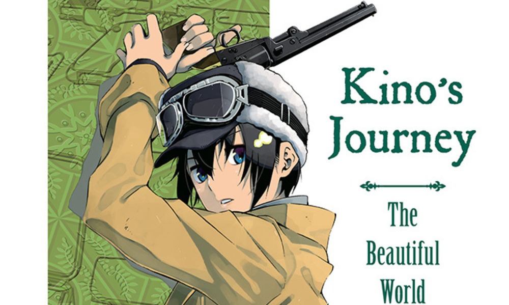Kino's Journey: The Beautiful World Vol. 1 Review