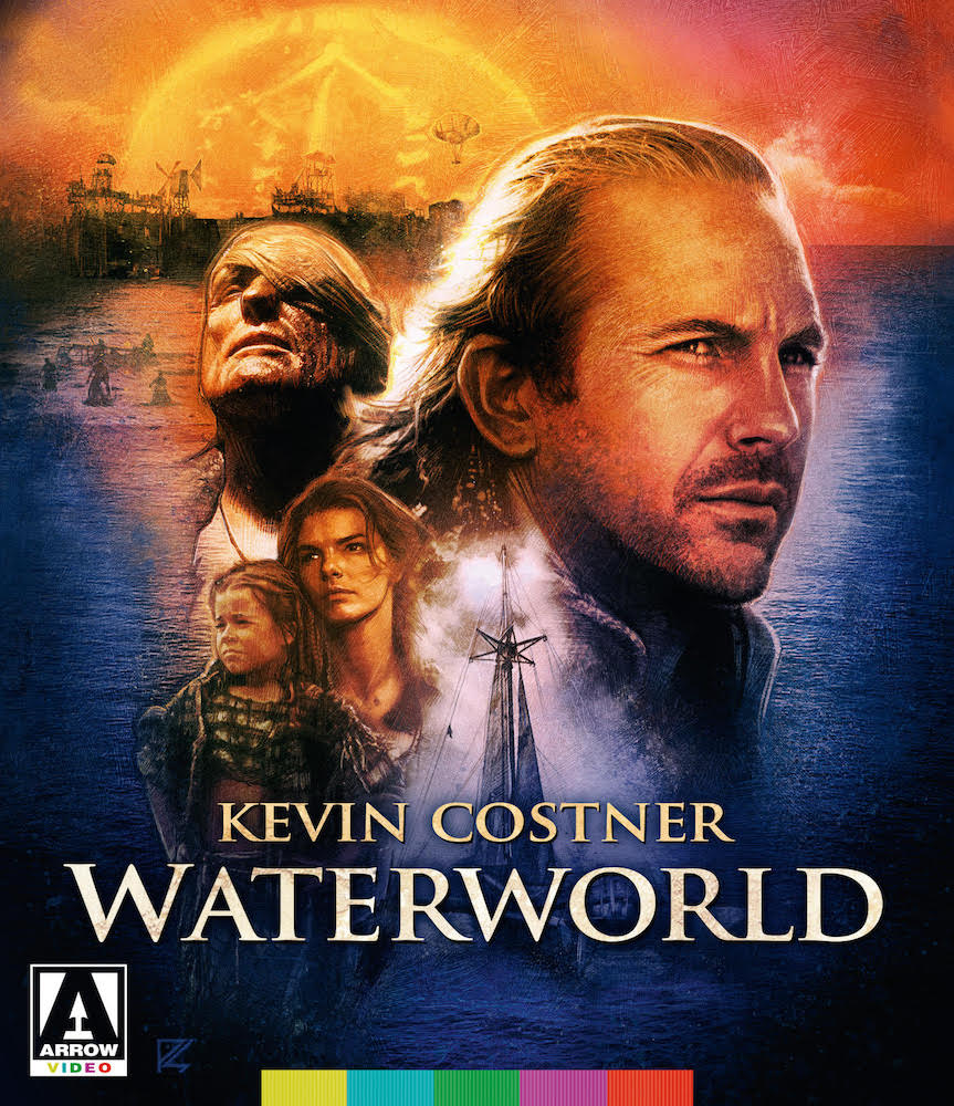 Waterworld Arrow Video Review: Dive in to the deep end