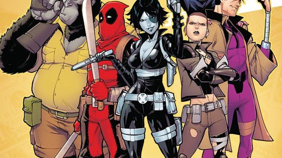 Deadpool Classic Vol. 23: Mercs For Money Review