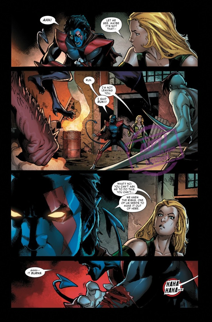 EXCLUSIVE Marvel Preview: Age Of X-Man: The Amazing Nightcrawler #1