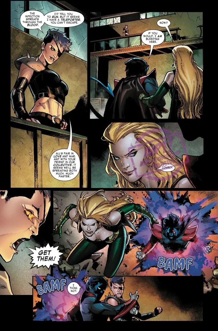 Age of X-Man: The Amazing Nightcrawler #1 Review