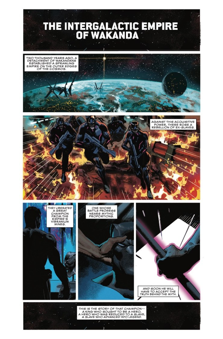 Marvel Preview: Black Panther #9