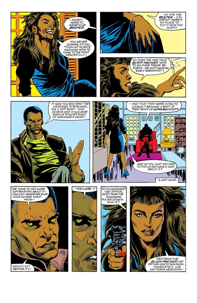 'Black Panther Epic Collection: Revenge of the Black Panther' Review