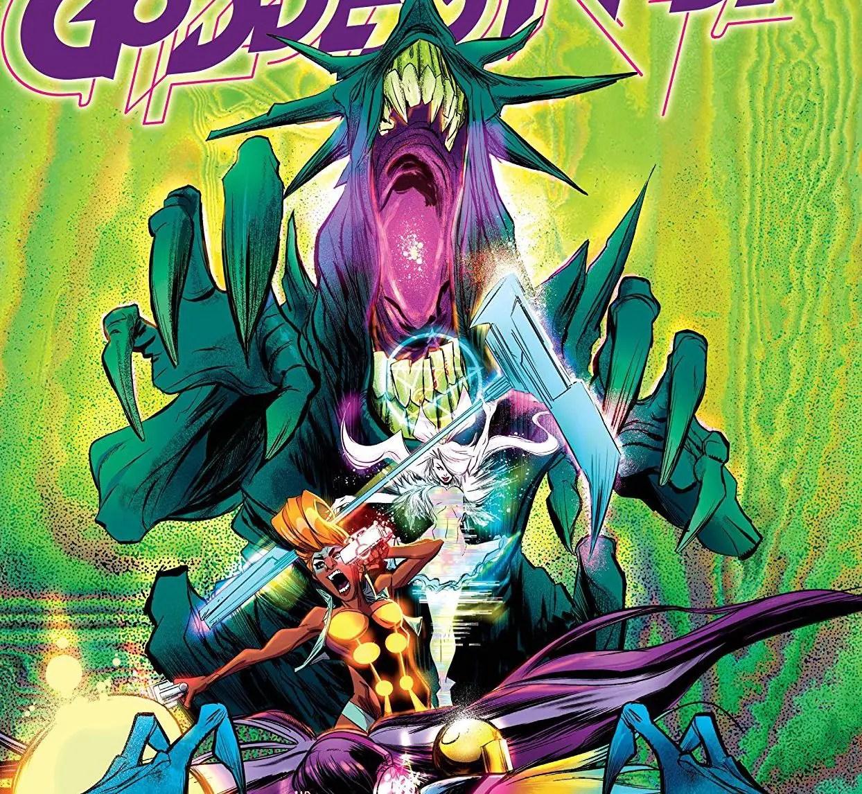 Goddess Mode #3 Review