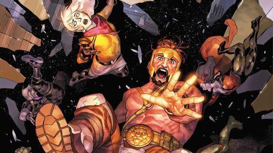 Marvel Preview: Avengers: No Road Home #1