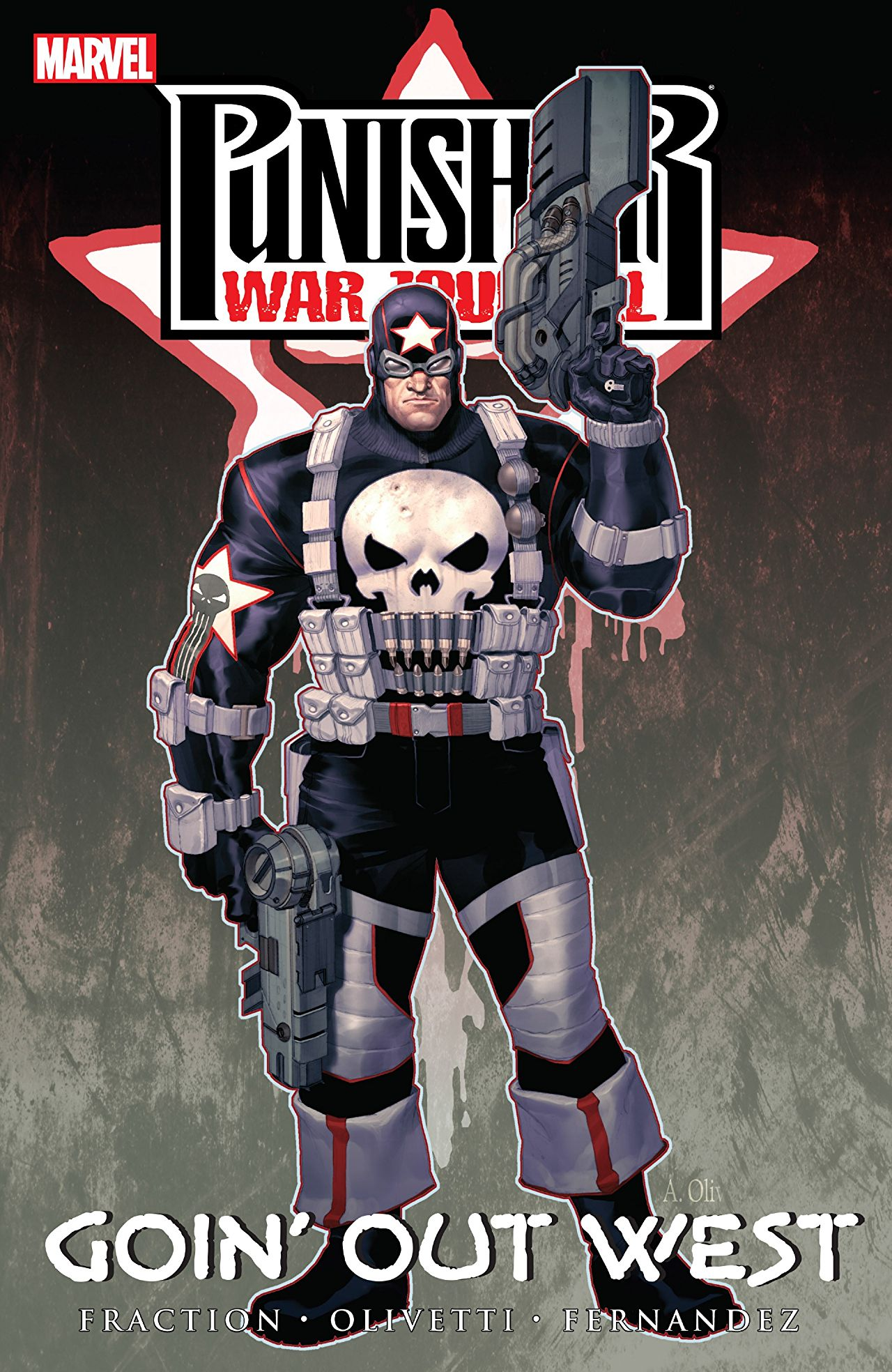 3 Reasons why 'Punisher War Journal by Matt Fraction: The Complete Collection Vol. 1' would make for a great movie