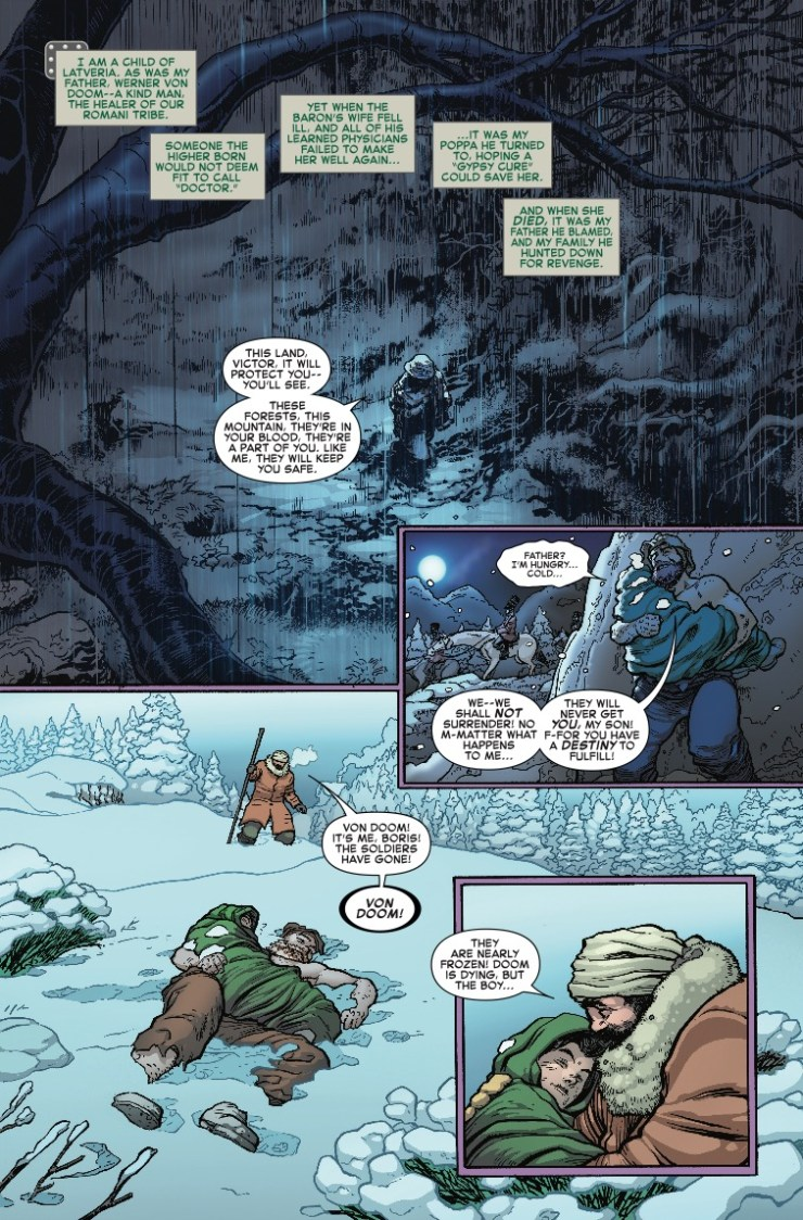 Marvel Preview: Fantastic Four (2018-) #7